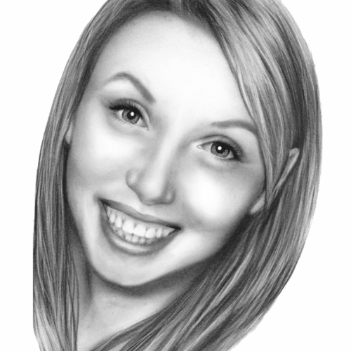 realistic-drawings-from-your-photo-portrait-girl